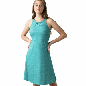 SOLD pRAna Skypath Dress in Riptide NWT Large